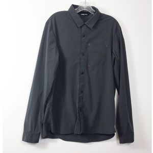 The North Face Nylon Snap Front Shirt M